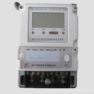 Medidor de corriente inteligente de control remoto con medidor de demanda (DDZY150 / CZ)