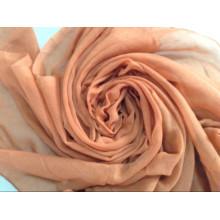 Damen und Mädchen Peacock Printed Polyester Satin Kopftuch