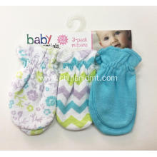 Newborn Baby Boys' and Girls' Scratch Mitten