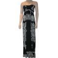Womens Sleeveless Eveing Dress, Tube Lady Fashion Dress