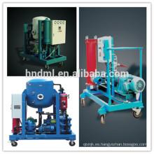 Unidad de filtración DEMALONG Suministro Unidad de filtración de aceite aislante portátil