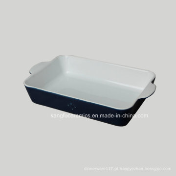 Novo Design Cerâmica Bakeware (set) Fornecedor