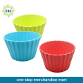 cheap plastic cake bowl