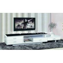 МДФ подставка современный дизайн материал с верхней стекла и мебель высокого качества Главная