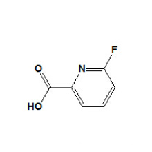 Ácido 2-fluoropiridina-6-carboxílico Nº CAS 402-69-7