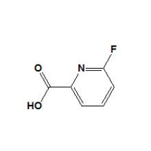 Acide 2-Fluoropyridine-6-Carboxylique N ° CAS 402-69-7