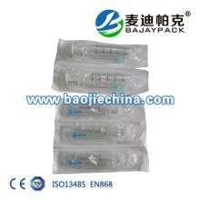 Sterilisationspapier für die Verpackung von medizinischen Spritzen