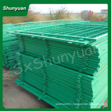 High quality Framed wire fencing/ professional framed fence panel mesh