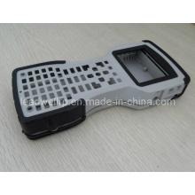 Привет качество инъекций частей в пульт дистанционного управления, Китай производителя, двойной материала инъекций (LW-10013)