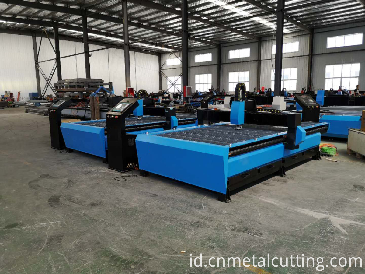 cnc plasma cutting machine HVAC