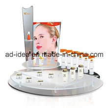 Yt-48 atacado acrílico exposição Stand para cosméticos