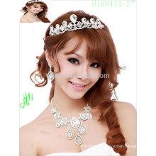 Vente en gros Robe de mariée pas cher, gros bijoux Tiaras Crown