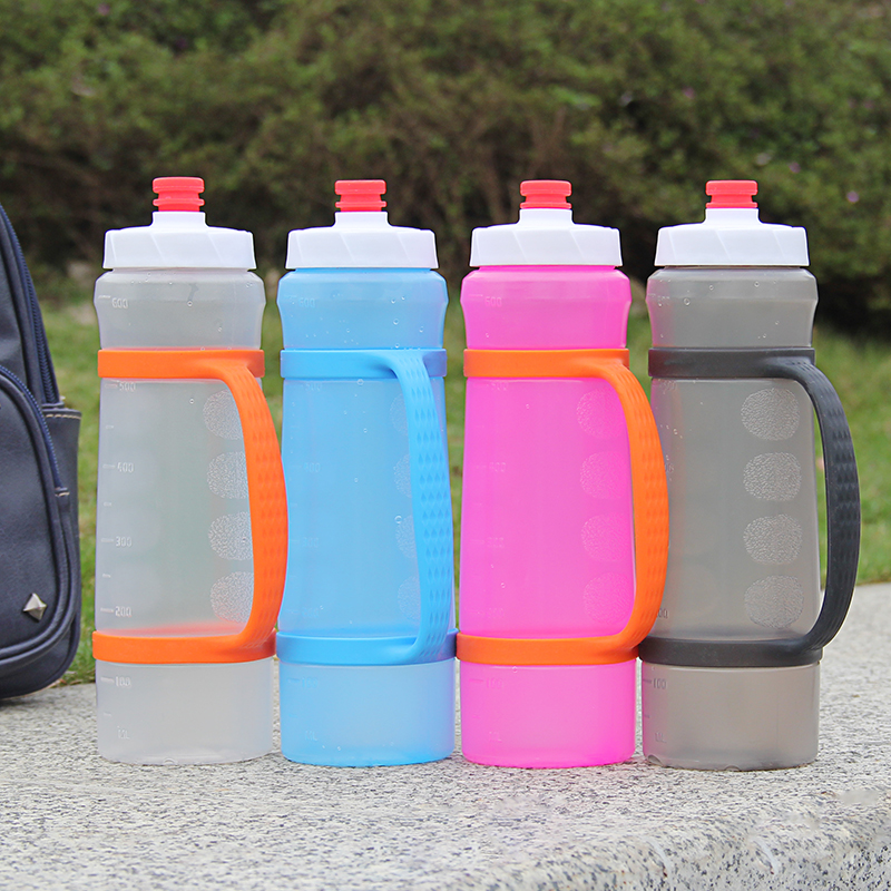 Marathon running water bottle