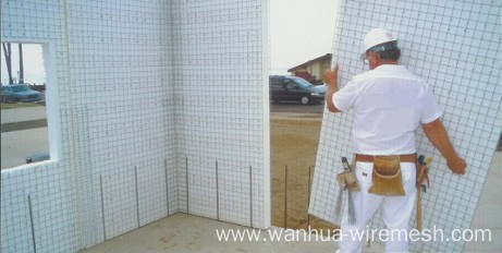 60 and 60mm 3D Welded Wire Mesh Panel Factory