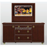 IN-03 dresser with TV panel of hotel furniture,casegoods