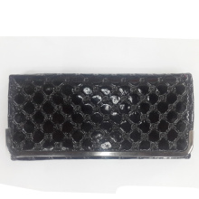 Lady geometric wallet European and American style