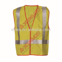 High Visibility Flame Retardant Vest with Reflective Tape