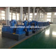 Carbon steel welded pipe forming and welding machine, welded pipe making machine