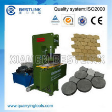 China Stone Pressing Machine for Granite Curb