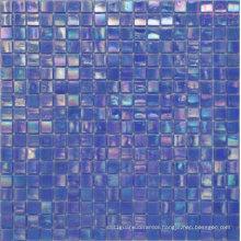 Building Material Mosaic Iridium Blue