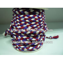 4 strands rayon braid cord