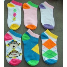 Fashion Lady Low Cut Socks