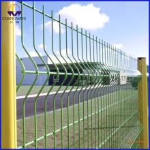 Good Quality Cnc Router price for Mesh Metal Fence Triangle Bending Fence export to British Indian Ocean Territory Importers