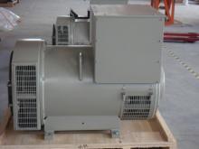 Tiga fasa Alternator penjana Brushless jenis 1500 atau 1800 rpm bagi pilihan