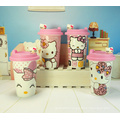 New arrival 2016 hello kitty take away stoneware mug