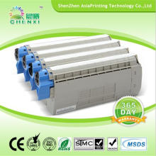 China Supplier Color Toner Cartridge for Oki C710n C710dn C710dtn C711