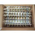 piezas de dispositivos eléctricos al aire libre de cobre transformación de distribución de energía accesorios de cobre conector eléctrico