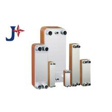 Trocador de calor de placa brasada com líquido com material 316L