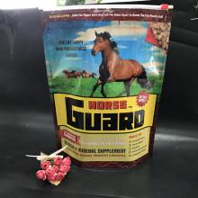 Túi đứng với dây kéo trượt cho ngựa