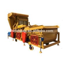multi função máquina de limpeza de limpeza de sementes de mostarda