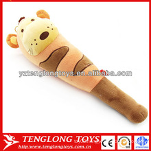 Hot sale giraffe toys soft plush knock back sticks