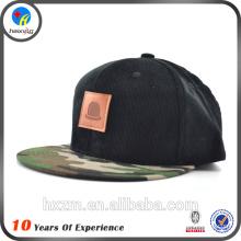 Оптовые вельвет snapbacks шляпа и кепка