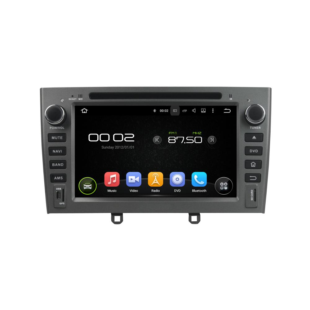 PG408 PG308 2007-2010 car DVD player