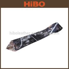 Cravate de camouflage de chasseur de mode pour les hommes