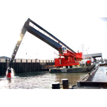 Floating Dock E Crane