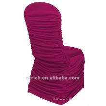 couverture de chaise universelle, usine de housse chaise CTS783 vogue, 200GSM meilleur tissu lycra