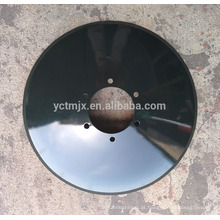 Lâmina de arrasto de disco liso redondo de 510x4 mm