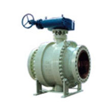 Pemain Trunnion Ball valve