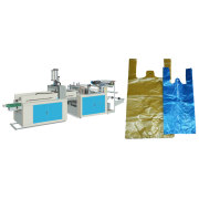 Computer Hot-sealing and Hot-cutting Bag Making Machine with Automatic Punching Unit