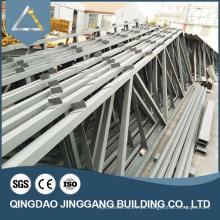 Novo modelo de aço de aço inoxidável de construção