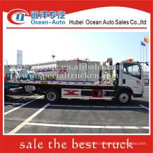 SINOTRUK HOWO truck euro 4 heavy duty tow truck 4x2 wrecker towing truck for sale