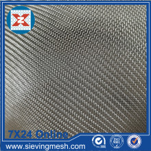 Stainless Steel Twill Weave Wire Mesh