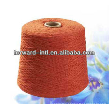 cashmere blended yarn,30% cashmere / 70% wool blend yarn