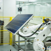 panel solar casero que hace la máquina 220v kit