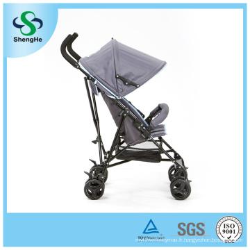 Poussette bébé pliable avec 360 roues rotatives (SH-B3)