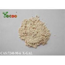 X-GAL CAS NO 7240-90-6  ELISA Reagents 5-Bromo-4-chloro-3-i
